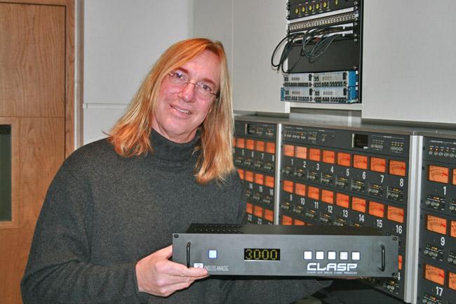 Chuck Ainlay Endorses CLASP