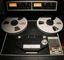 Ampex ATR 102 Tape Machine