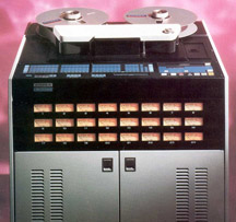 Ampex ATR 124 Tape Machine