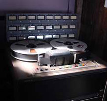 MCI Tape Machine