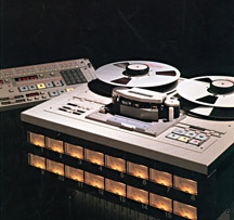 Tascam Tape Machine