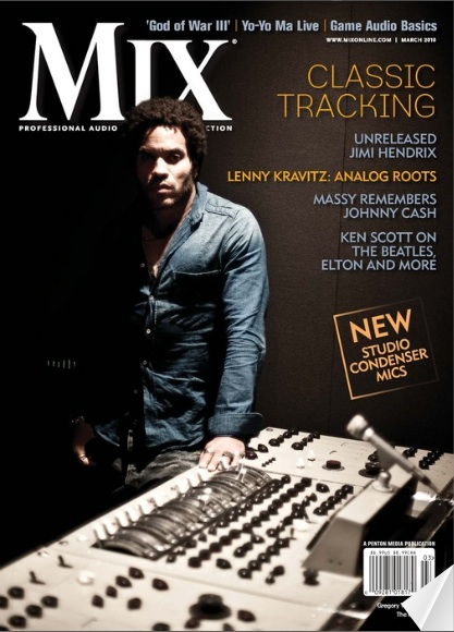 Mix Cover Lenny Kravitz