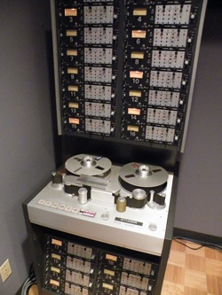 Studer A80 Analog Tape Machine