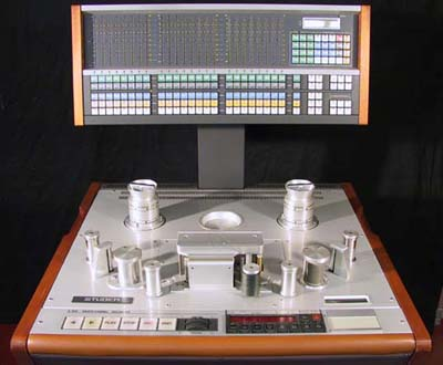 Studer A820 Tape Machine
