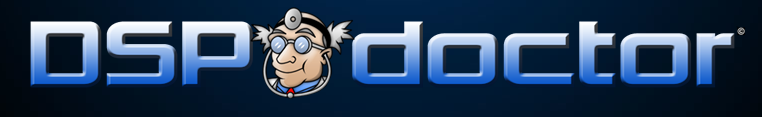 DSP Doctor logo