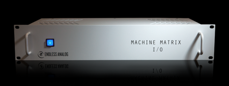 MACHINE MATRIX I-O front