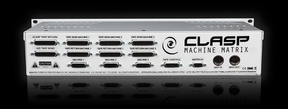 Machine Matrix « Endless Analog