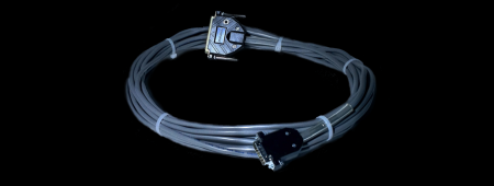 Tape Machine CLASP Control Cable