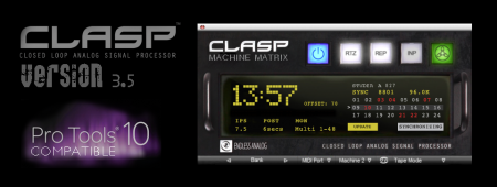 CLASP Hardware/Software version 3.5 Upgrade for older CLASP 24 systems
